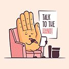 Talk To The Hand by zoljo