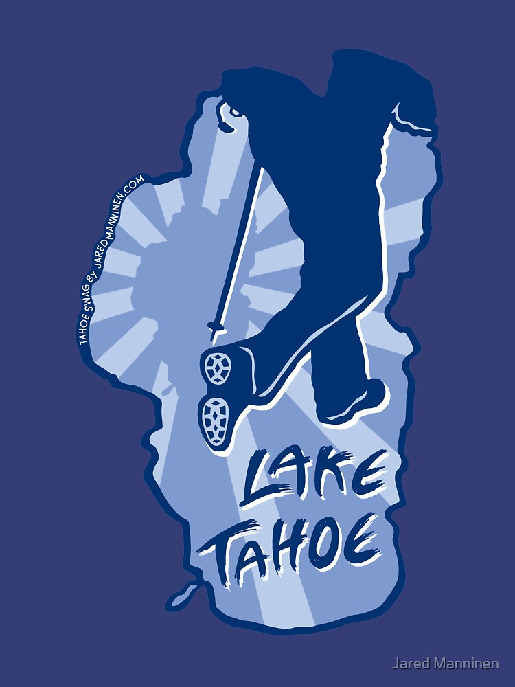 Hike Lake Tahoe by JaredManninen