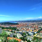 Nice (Nisa), Cote d'Azur, France by TigerOPC
