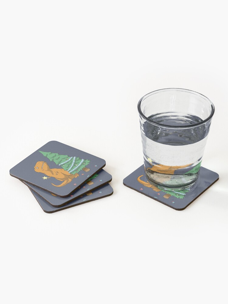 Alternate view of The Struggle Coasters (Set of 4)