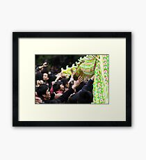 Luck Framed Print