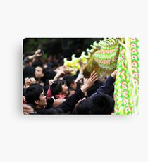 Luck Canvas Print