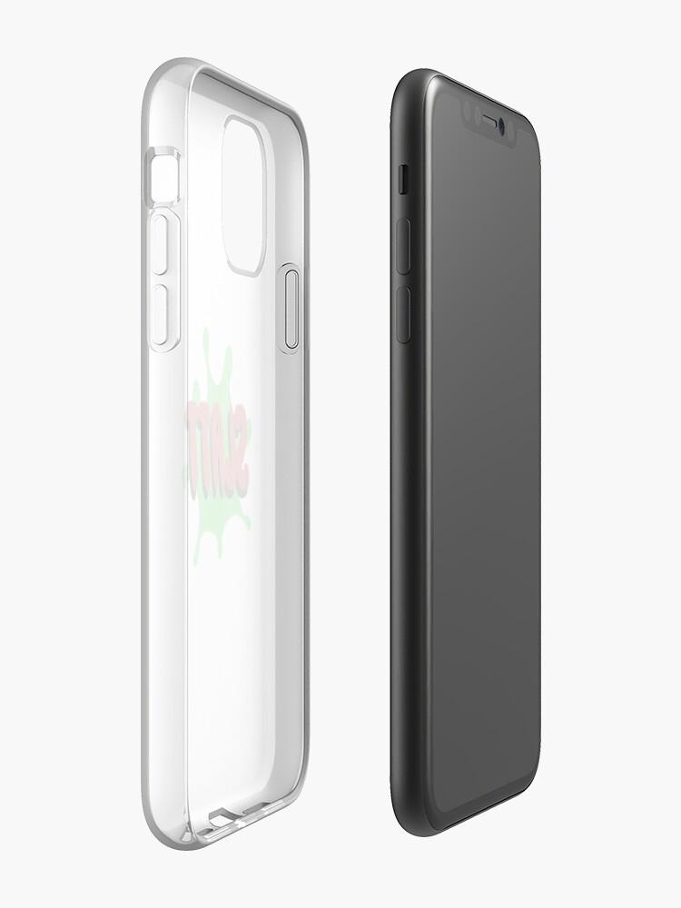 Coque iPhone «Slatt», par billyhill