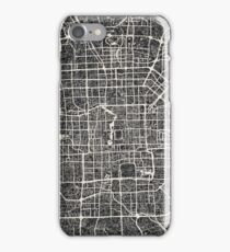 Beijing map iPhone Case/Skin