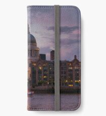 Greetings from London iPhone Wallet/Case/Skin