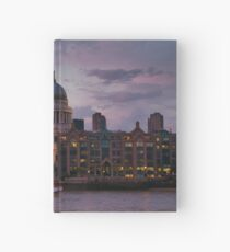 Greetings from London Hardcover Journal