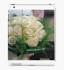 bride's bouquet iPad Case/Skin