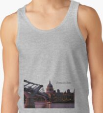 Greetings from London Tank Top