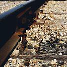 Train Spike by Benjamin Sloma