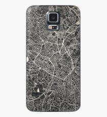 Birmingham map Case/Skin for Samsung Galaxy