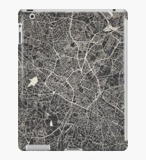 Birmingham map iPad Case/Skin