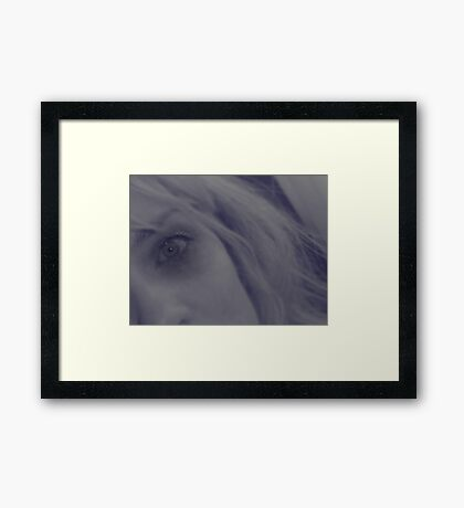 04-09-11:  It's About Suppression Framed Print
