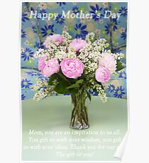 The Gift Of You, Mom Poster