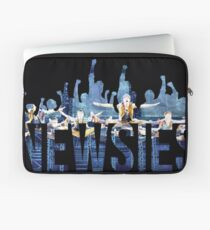 Newsies - Fists Laptop Sleeve