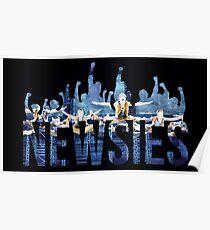 Newsies - Fists Poster