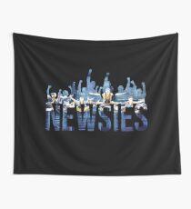 Newsies - Fists Wall Tapestry