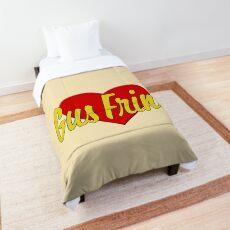 Heart Gus Fring Comforter