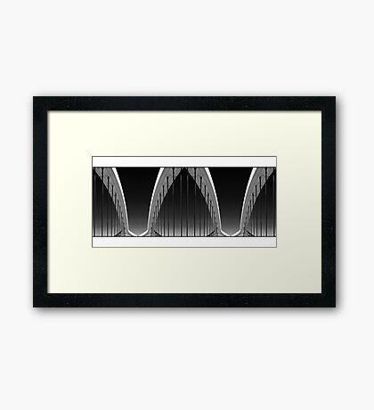 Arpeggio II Framed Print