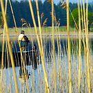 Fishing by Kye Valongo
