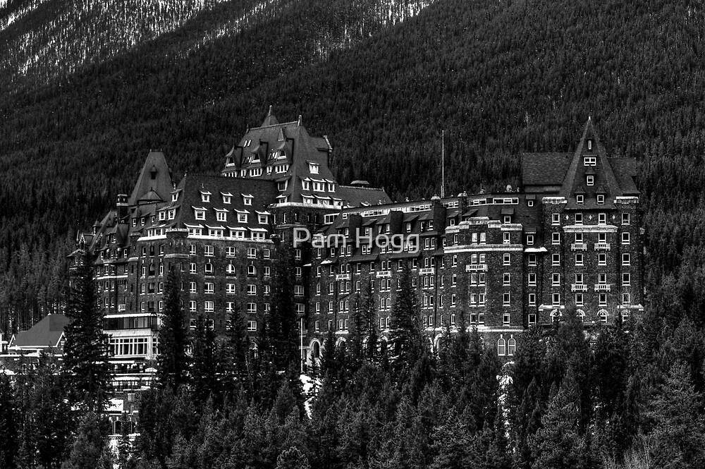 Banff Springs Hotel by Pam Hogg