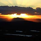 Tamborine Sunset by Kym Howard