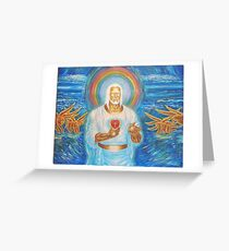 Lord of Host Greeting Card