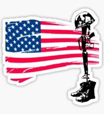 Fallen Soldier Sticker
