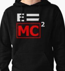 micCheck - E = MC 2 Hoodie Pullover Hoodie