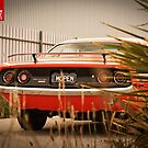 Mark Griffin's Barracuda #2 by FuelMagazine