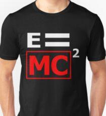 micCheck - E = MC 2 Tee Unisex T-Shirt