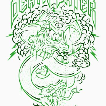 Death Rock by WinterArtwork