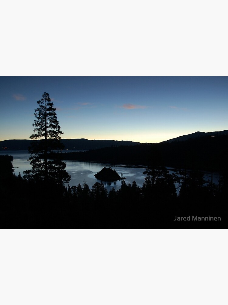 Emerald Bay in the Early Morning by JaredManninen