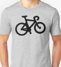 Black and White Bike T-Shirt