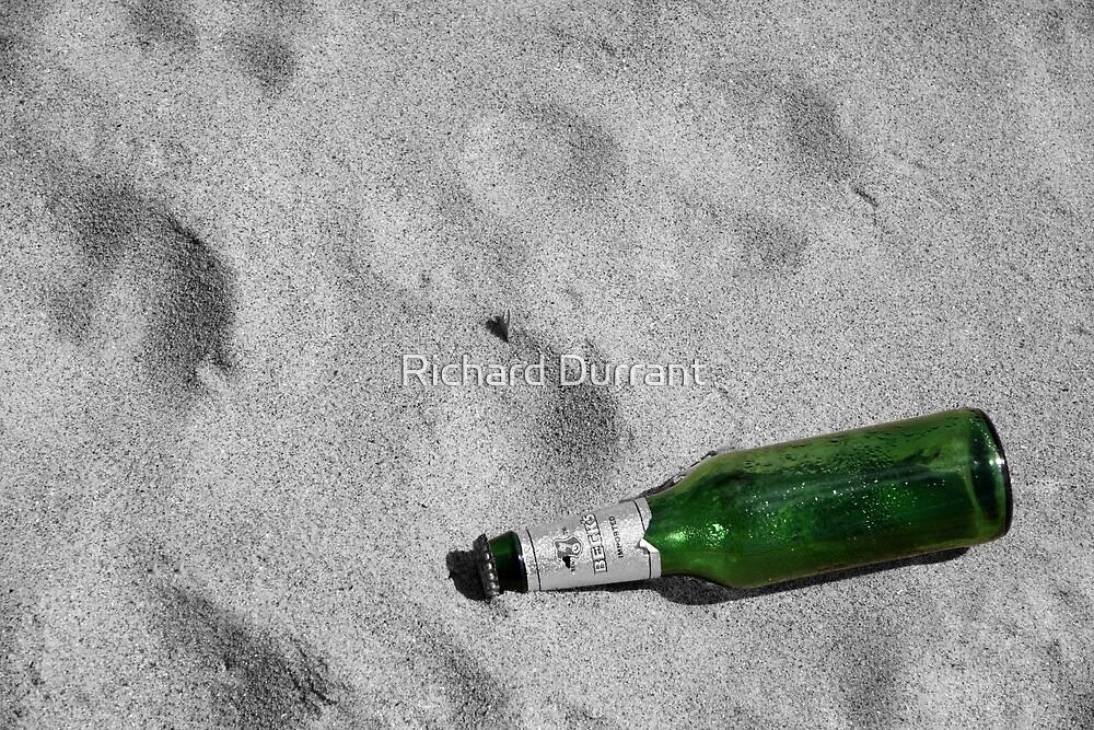 Bottle Beach by Richard Durrant