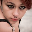 Seductive eyes by mephotography