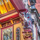 London Dragon by timmburgess