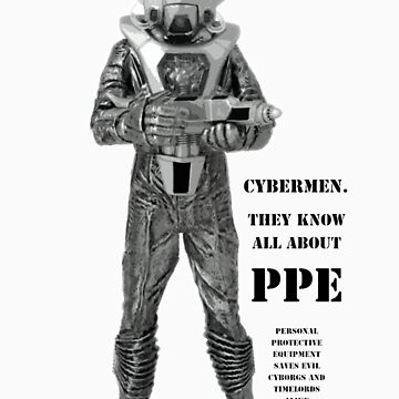 Cybermen know PPE by Owen65