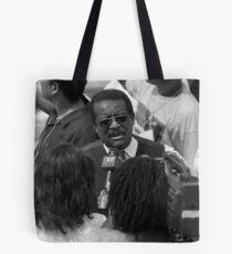 Johnnie Cochran Tote Bag