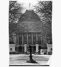 Palais Royal de Bruxelles Poster