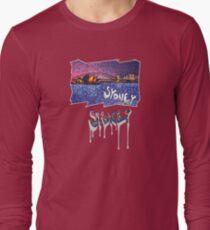 Sydney -small logo Long Sleeve T-Shirt