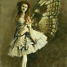 Victorian Gothic Fairy by mictomart