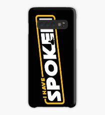 I Have Spoken Case/Skin for Samsung Galaxy