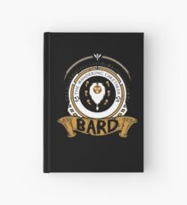 BARD - LIMITED EDITION Hardcover Journal