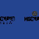 Miscreated Design 1 Blue  (Official) by Miscreated