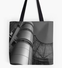 Channel 4 Building Tote Bag