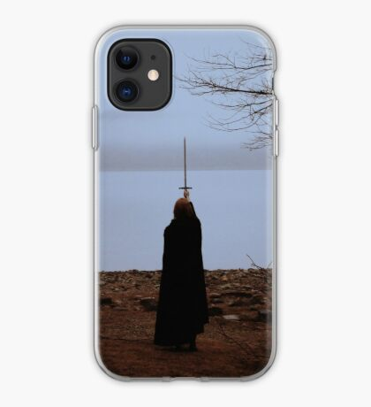 Nature Sufficeth unto Herself iphone 11 case