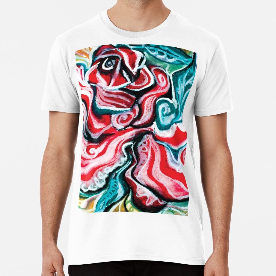 christmas colors present design Premium T-Shirt