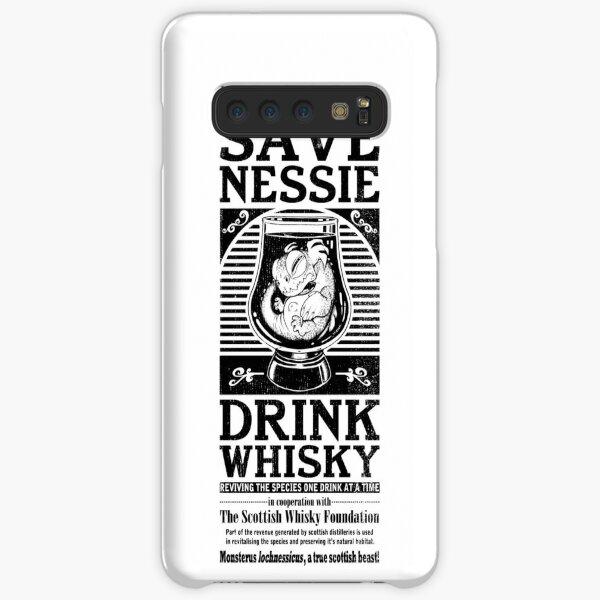 Save Nessie, Drink Whisky! Samsung Galaxy Snap Case