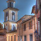Church in Mula by marcopuch