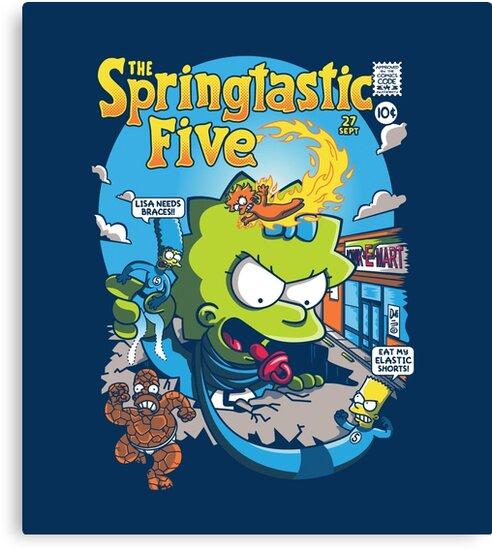 Springtastic 5 by CoDdesigns